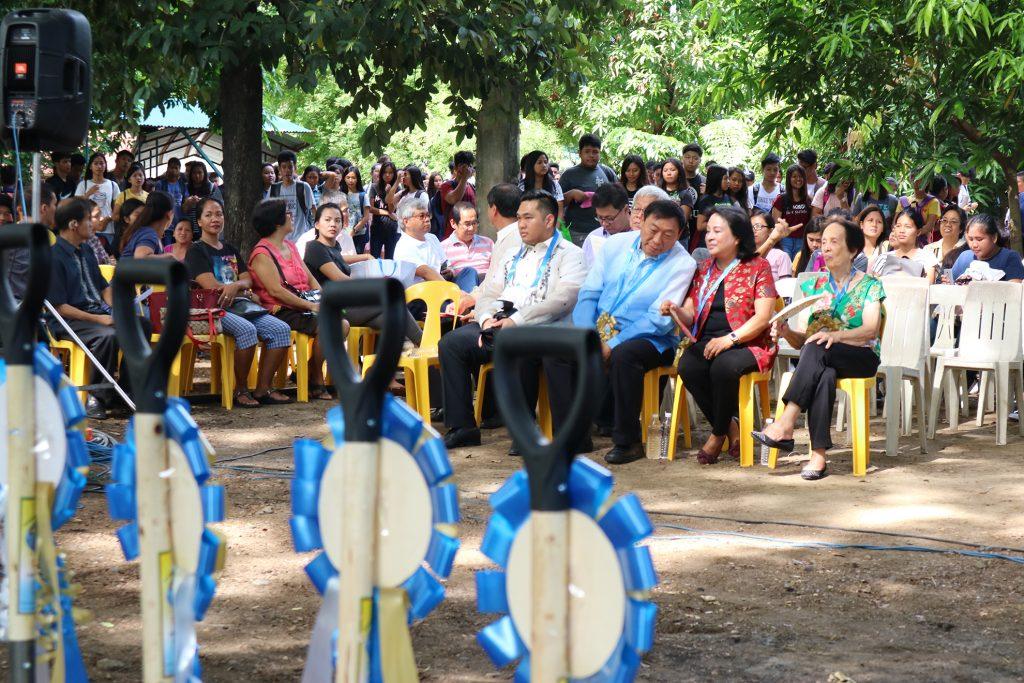 David & Ruth Pulido Gymnasium Soon to Rise at NLAC – Northern Luzon